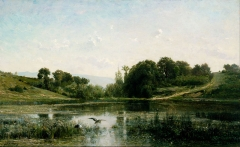 The Ponds of Gylieu , 1853
