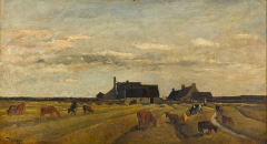 Farm at Kerity, Brittany