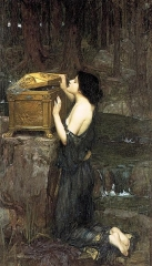 John William Waterhouse Painting 1896