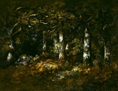 Forest of Fontainebleau, 1868