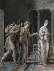 The Meeting of Orestes and Hermione, c. 1800