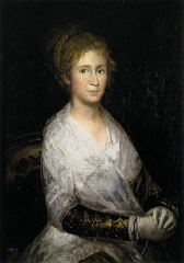 Portrait of Josefa Bayeu (1747-1812)