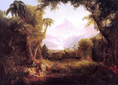 The Garden of Eden (1828)