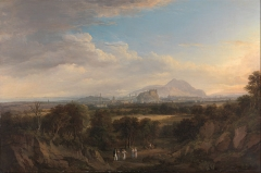 A View of Edinburgh from the West (1822-6)