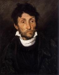 Portrait of a Kleptomaniac, 1822
