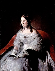 Portrait, Princess di Sant' Antimo (1840-1844)