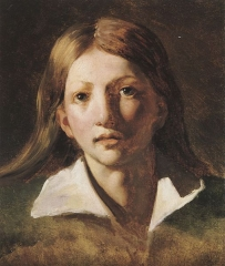 Portrait Study of a Youth, ca. 1818–1820