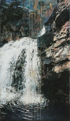 Mäntykoski Waterfall, 1893
