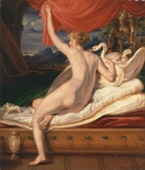 James Ward - Venus Rising from her Couch