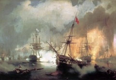 Battle of Navarino (1848)