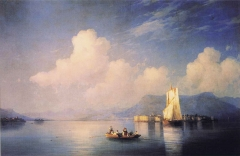 Lake Maggiore in the Evening (1892)