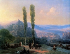 View of Tiflis (1869)