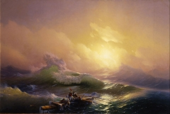 The Ninth Wave (1850)