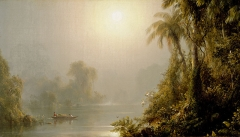 Morning in the Tropics, ca. 1858