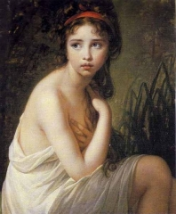The Bather, 1792