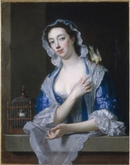 Margaret ('Peg') Woffington, Actress, c. 1738