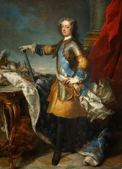 Louis XV, King of France and Navarre, c. 1723
