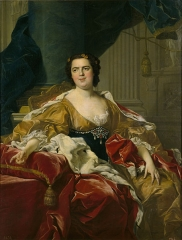 Louise-Élisabeth de France, wife of l'infant Philippe