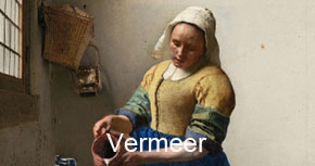 Vermeer oil painting reproductions