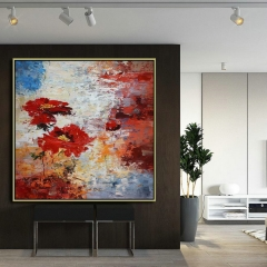 Contemporary Art, Canvas art, Abstract Painting, Large canvas art, Extra Large wall art, Paintings on canvas art