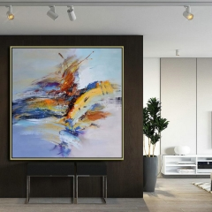 Contemporary Art, Abstract Painting, Large canvas art, Extra Large wall art, Paintings on canvas art, Canvas art