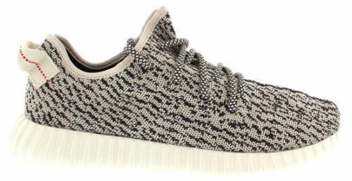 Yeezy Boost 350 | Turtle Dove (Budget Version, Fake Boost)