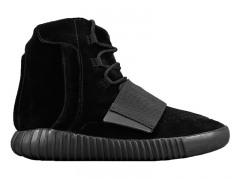 Yeezy 750 | Triple Black with BASF Boost