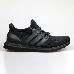 ULTRA BOOST 3.0 BLACK AND SILVER UNITE (BASF)