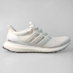 Ultraboost 1.0 | Triple White (kickspub factory)