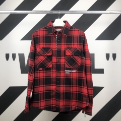QUOTE SHIRT 18FW RED