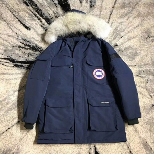 Ca*nada Goose Expedition Classic 08 Down Jacket Men and Women Couple Jacket Expedition