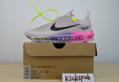 Nike x OFF-WHITE Air Max 97  Rainbow Bullet AJ4585-600