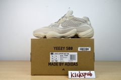 "Yeezy Desert Rat 500 old shoes white ash DB2908 ""Bl"