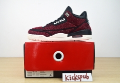 AIR JORDAN 3 RTR SE AWOK NRG woven joint name BQ3195-001 601