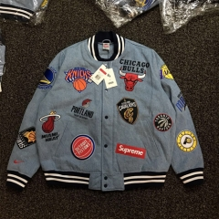 "Sup*reme Nike/NBA Teams Jacket ""SS 18"" - SU3932"