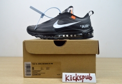 "Nike The 10 : Air Max 97 OG ""OFF-WHITE"" - AJ4585 001"