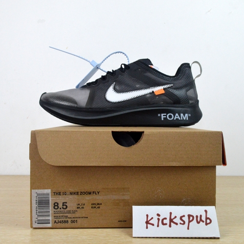 Nike/Nike Zoom Fly x OFF-WHITE OW AJ4588-001