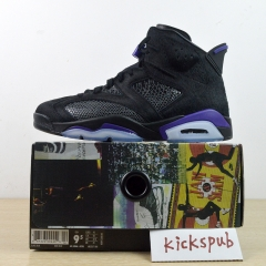"Air Jordan 6 Retro SP ""Social Status-Black Cat"" - AR2257 005"