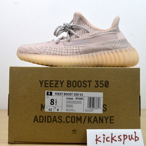 Ad^das Yeezy Boost 350 V2 Synth Pink Angel FV5578