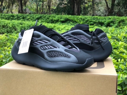 Yeezy 700 V3 Azael Coconut 700 Alien Retro Daddy Shoes FW4980