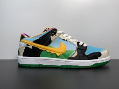 Dunk SB Low Ben Jerry's milk ice cream board shoes CU3244-100