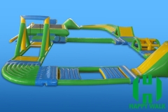 Custom Giant Adult Inflatable Water Park