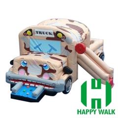 Inflatable Slide Castle Combo