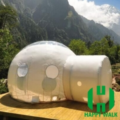 Party Outdoor Air Tight Inflatable Bubble Tent House