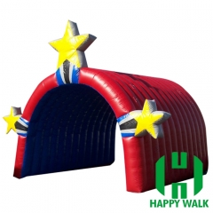 Advertising Party Outdoor  Inflatable Tunnel Tent for Event