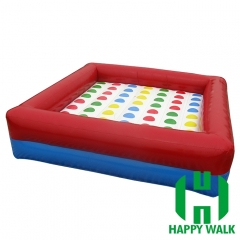 Custom Made Inflatable Twister Game