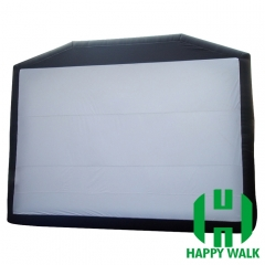 Outdoor Advertising Inflatable Movie Screen