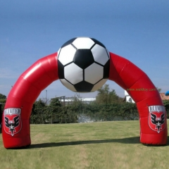 Football Advertising Inflatable Arch