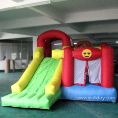 Backyard Inflatable Bouncer Castle Combo