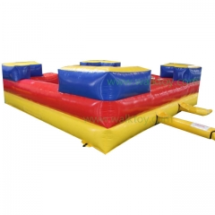 Custom Made Inflatable Foot Jousting Ring